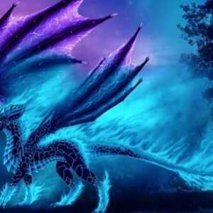 My dragon form